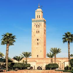 Mosquée Koutoubia, Marrakech