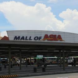 winkelcentrum SM Mall of Asia, Manilla