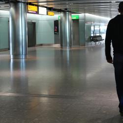 Heathrow Terminal 2, Χίθροου