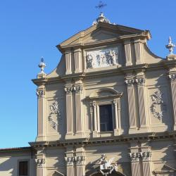 San Marco Church in Florence