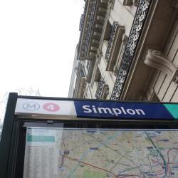 Estação de metrô Simplon