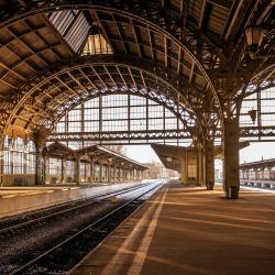 Vitebsky Train Station