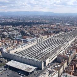 Rome Termini Train Station