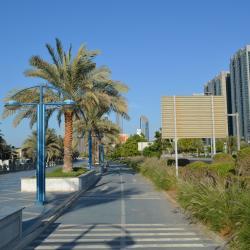 Corniche Bike Track, Abu Dhabi
