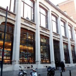 Belgisch Centrum voor het Beeldverhaal, Brussel