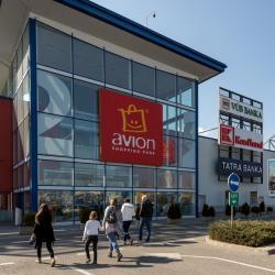 Avion Shopping Park, Bratislava