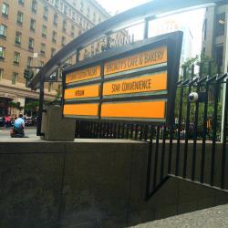 Montgomery St. Station - BART