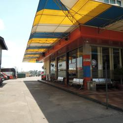 Mekong Express Bus Station, Phnom Penh
