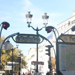 Stazione Metro Pigalle