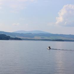 Orava Dam, Námestovo