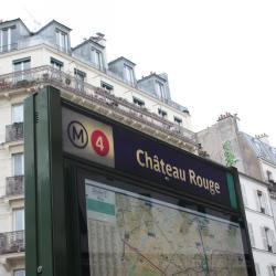 Estação de metrô Château Rouge