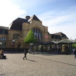 Koblenz Central Station