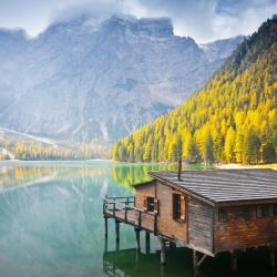 Lago di Braies, Prags