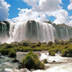 Iguazú-watervallen, Puerto Iguazú