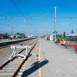 Knokke Train Station