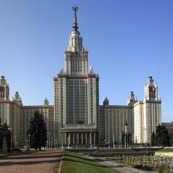 Московский государственный университет, главное здание