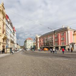 Nákupné centrum Palladium, Praha