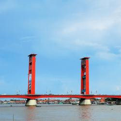 Ampera Bridge, Palembang