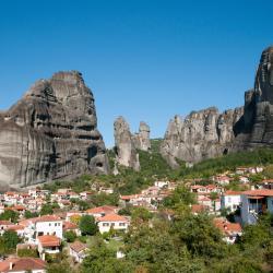 Meteora-kloosters, Kalampáka