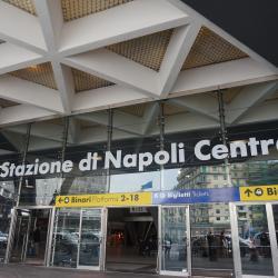 Naples Central Train Station