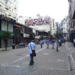 Montevideo's old city, Montevideo