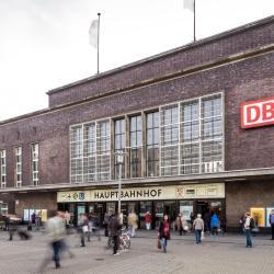Central Station Düsseldorf