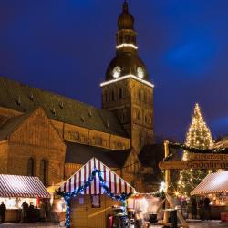 Riga Christmas Market, Riga