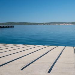 Ferry Port Zadar Gazenica