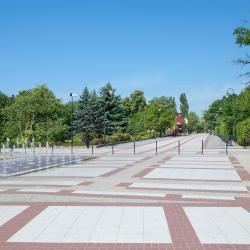 Promenade, Świnoujście