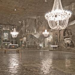 Wieliczka Salt Mine, Wieliczka