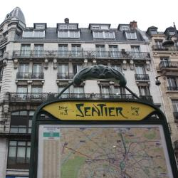 Estação de metrô Sentier