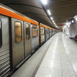 Syngrou/Fix Metro Station