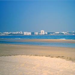 Meia Praia Beach Lagos