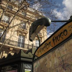 Estação de metrô Victor Hugo