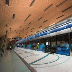 Salah Al Din Metro Station