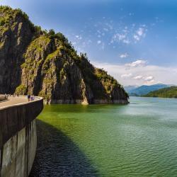 Vidraru Dam, Căpăţîneni-Ungureni