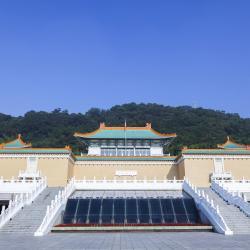 國立故宮博物院, 台北
