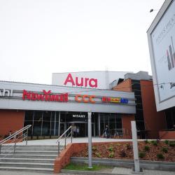 Alfa Shopping Center, Riga