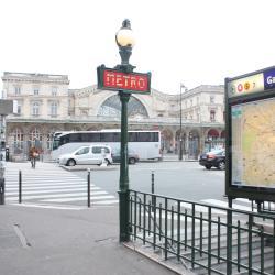 Gare de l'Est Metro Station