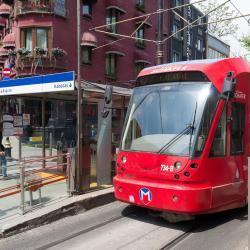 Трамвайная остановка Laleli