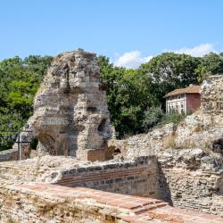 Roman baths Varna