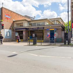 South Harrow Tube Station