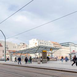 Náměstí Republiky Metro Station