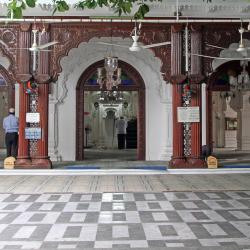 Jummah Moskee, Port Louis
