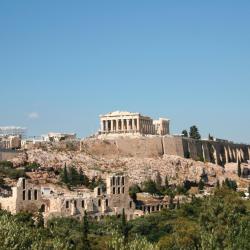 Akropolis van Athene, Athene