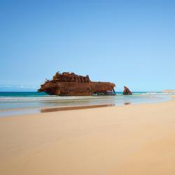 Cabo Santa Maria Shipwreck, Sal Rei