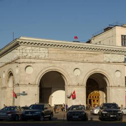 Станция метро «Белорусская»