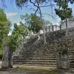 Calakmul Ruins, Chicanna