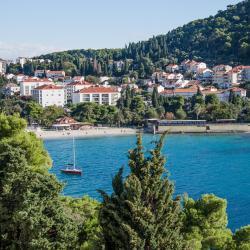 Spiaggia di Lapad, Dubrovnik