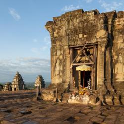 Bak Kheng Mountain, Siem Reap